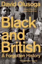 black and british book cover