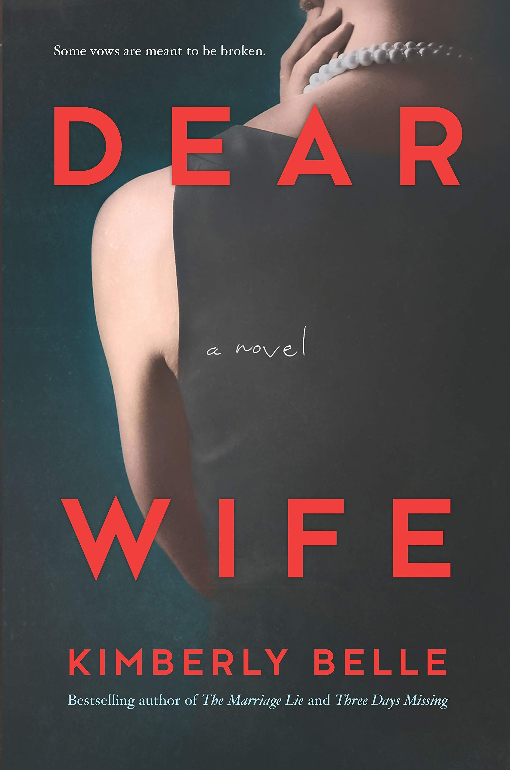 dear wife book cover