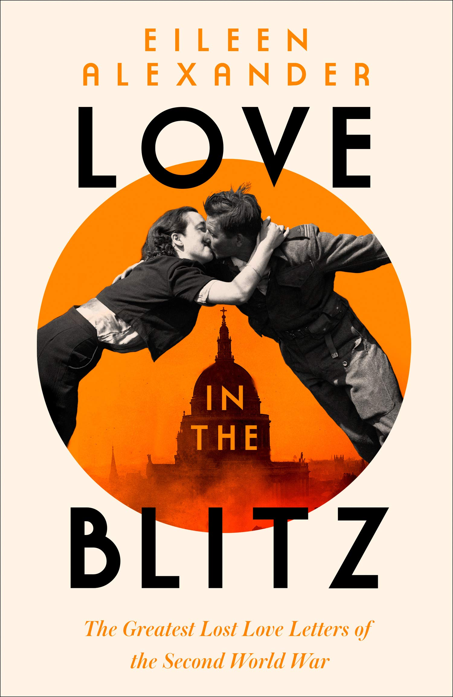 love in the blitz book cover
