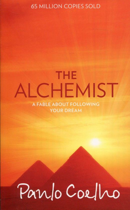 the alchemist book pic
