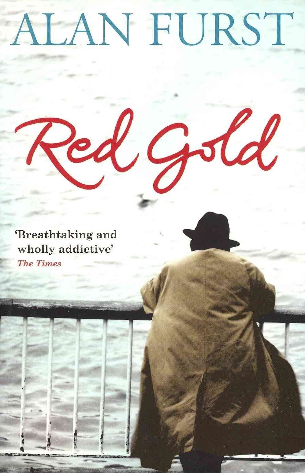 red gold book