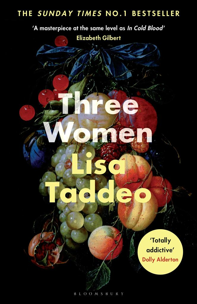 Image of the book cover of Three Women by Lisa Taddeo